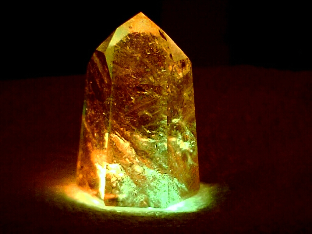Fantasy Crystal Goldwater