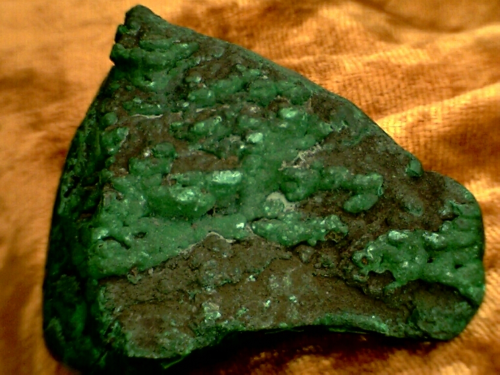 Malachite-raw